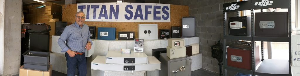 Titan Safes Gun safe Car safes